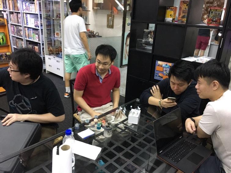 D&D Open House - Games@Pi 002