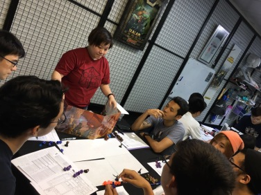 D&D Open House - Games@Pi 003