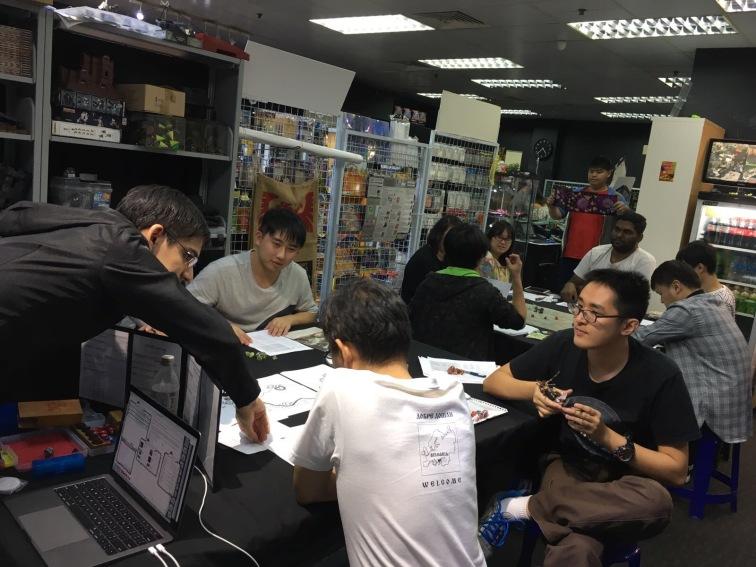 D&D Open House - Games@Pi 004
