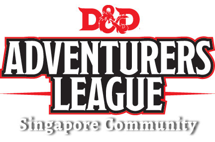 Adventurers League SG
