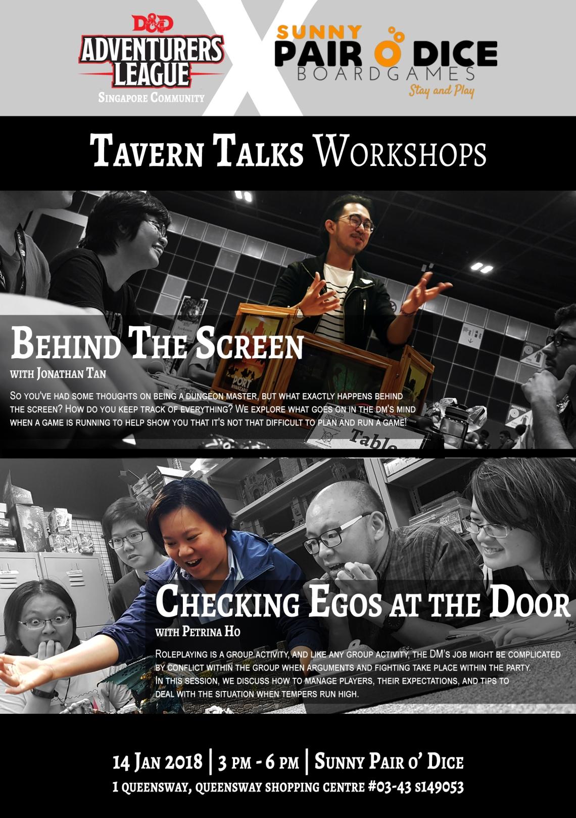 tavern talks at spod_14_jan