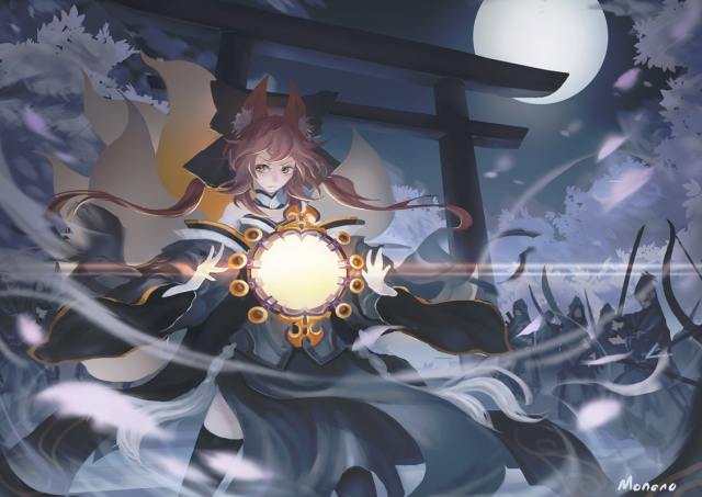 fate-grand-order-caster-fate-extra-female-animated-wallpaper